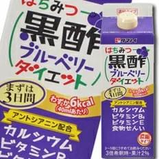 タマノイ酢 はちみつ黒酢ブルーベリーダイエット(3〜5倍濃縮タイプ)500ml×1本