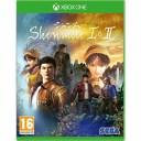 【取り寄せ】Shenmue 1 & 2 HD Remaster /Xbox One 輸入版