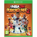 【取り寄せ】NBA 2K Playgrounds 2 (German Box EFIGS In Game) Xbox One 輸入版