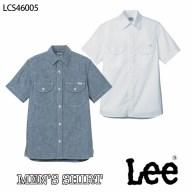 【Lee×ボンマックス】LCS46005 メンズシャンブレー