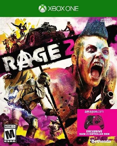 XboxONE Rage 2(レイジ2 北米版)〈Bethesda〉[新品]