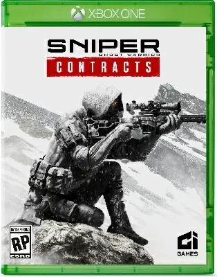 XboxONE Sniper:Ghost Warrior-Contracts-(スナイパー ゴーストウォリアーコントラクト 北米版)[新品]