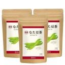 なた豆茶 国産 3袋セット 刀豆茶 なたまめ茶 ナタマメ茶 無添加 3g×30包 ティーパック ノンカフェイン
