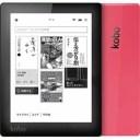 【大特価】kobo Aura(コボ オーラ) ピンク<電子書籍リーダー>[Z-8542]