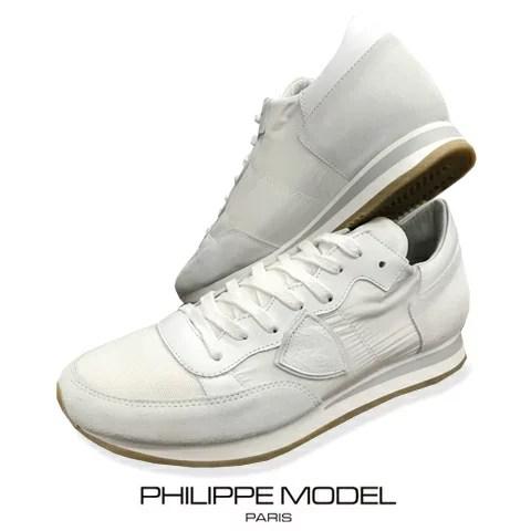 【2019春夏新作】 フィリップモデル/PHILIPPE MODEL メンズ スニーカー TROPE