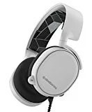 steelseries ヘッドセット SteelSeries ARCTIS 3 [ホワイト] [ヘッドホンタイプ:オーバーヘッド プラグ形状:ミニプラグ 片耳用/両耳用:両耳用 ケーブル長さ:3m] 【楽天】 【人気】 【売れ筋】【価格】