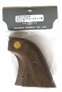 タナカワークス コルト SAA 2ndジェネレーション アメリカンウォールナット製グリップ