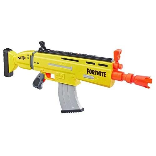 【送料無料!】 ナーフ フォートナイト FORTNITE AR-L アサルトライフル