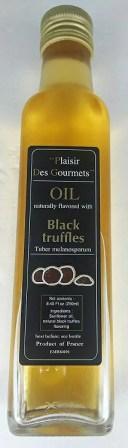 黒トリュフ オイル 250ml(225g) ×12本(本4,250円税別) フランス 業務用 ヤヨイ