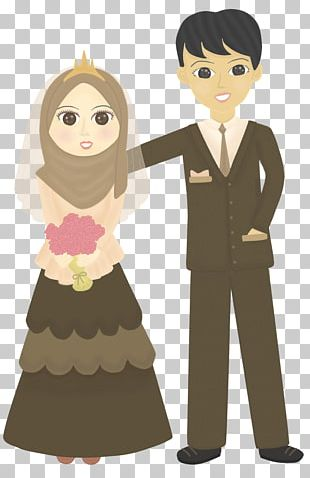 Pernikahan Islami Kartun : pernikahan, islami, kartun, Muslim, Wedding, Images,, Clipart, Download