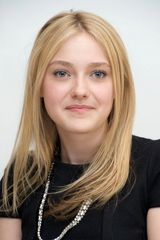 profile image of Dakota Fanning