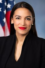 profile image of Alexandria Ocasio-Cortez