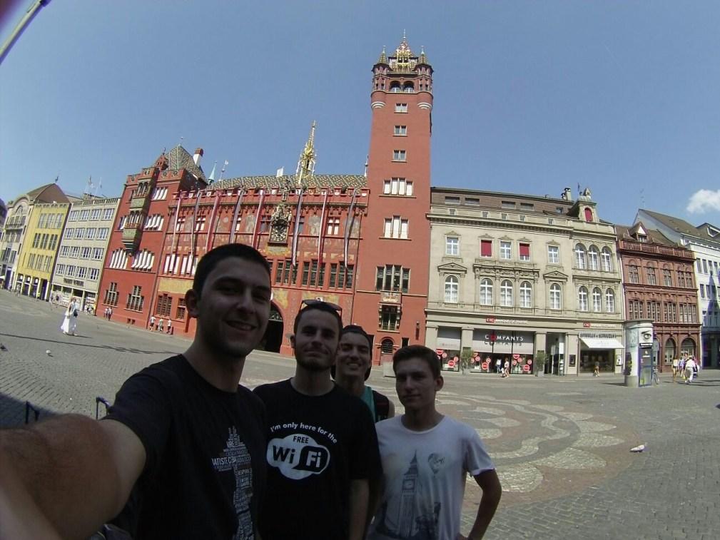 Plaza Mayor de Basilea