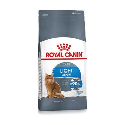 로얄캐닌 4kg 모음 고양이사료 브랜드전[50g 사료 증정] 건식사료, 3kg, 라이트웨이트케어