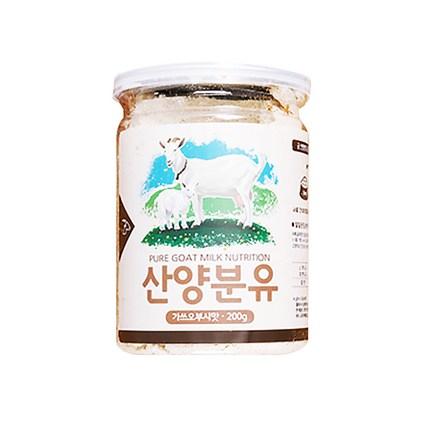 궁 산양분유 가쓰오부시맛, 200g, 1개