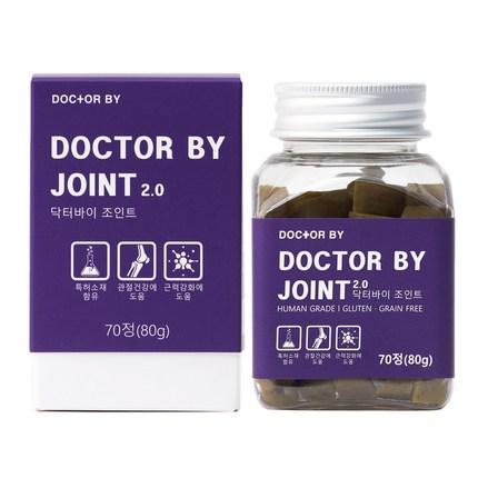 닥터바이 조인트 강아지 관절영양제, 관절 & 연골 케어, 1개