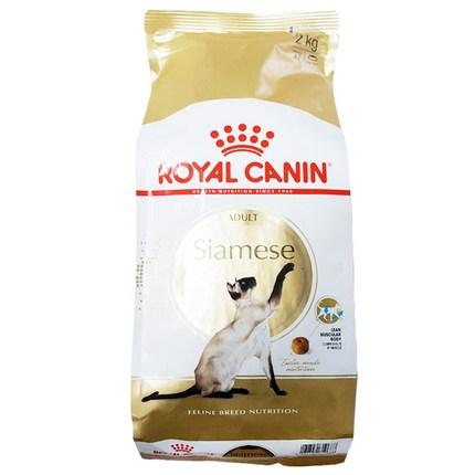 로얄캐닌 어덜트 샴 고양이 사료, 2kg, 1개