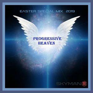progressive heaven easter special