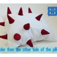 Cooler than the other side of the pillow by Jason Cerna ...