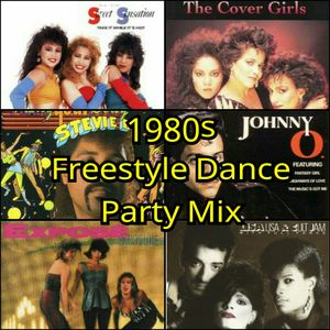 1980s Freestyle Dance Party Mix By Lorenzohouston2013