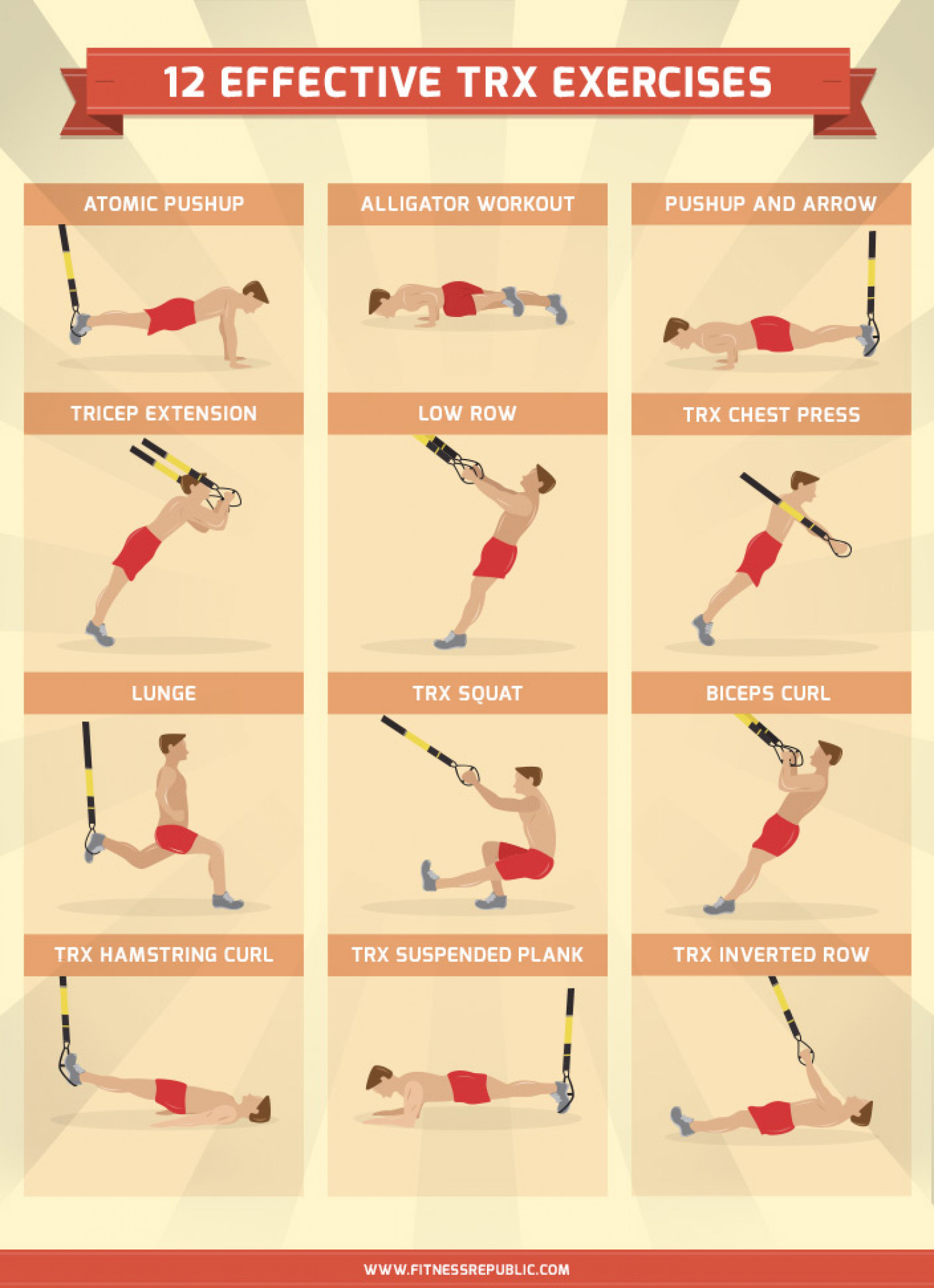 This is a picture of Effortless Printable Resistance Tube Exercise Chart