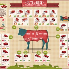Beef Meat Diagram Uk Domestic House Wiring Different Cuts Of Many Explained