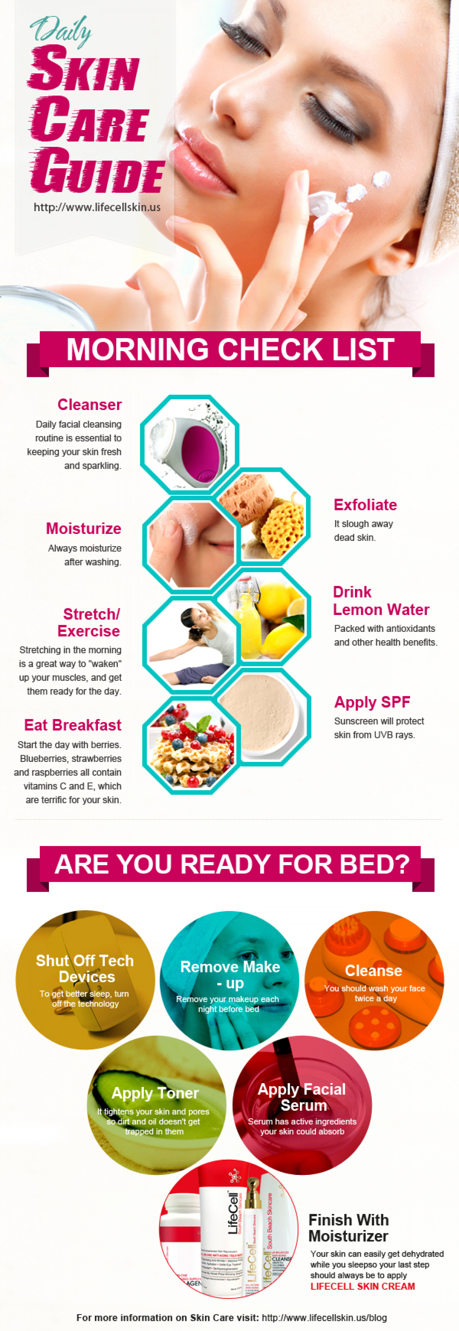 Daily Skin Care Guide