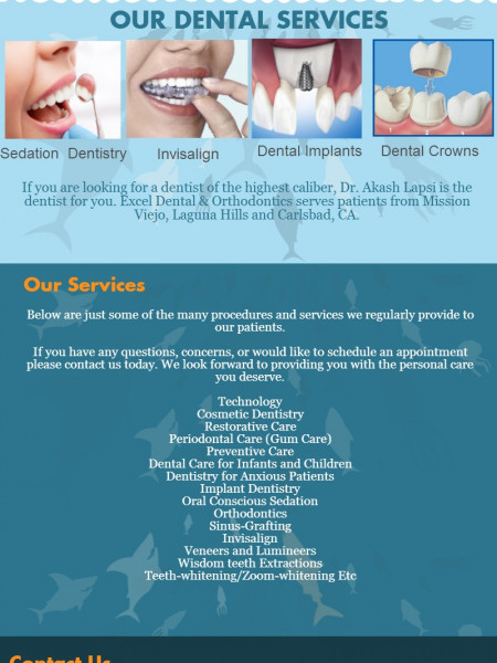 Dental Professionals Infographics Visually