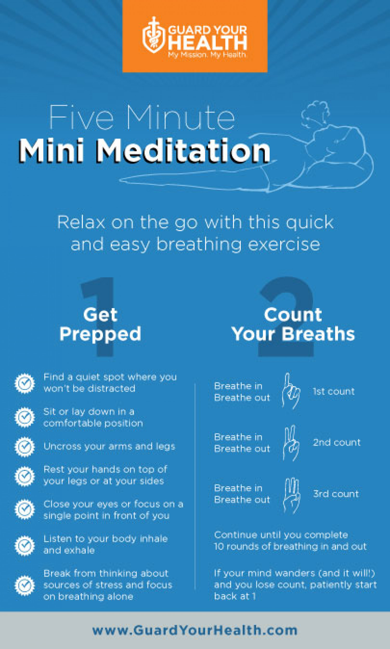 Five Minute Mini Meditation