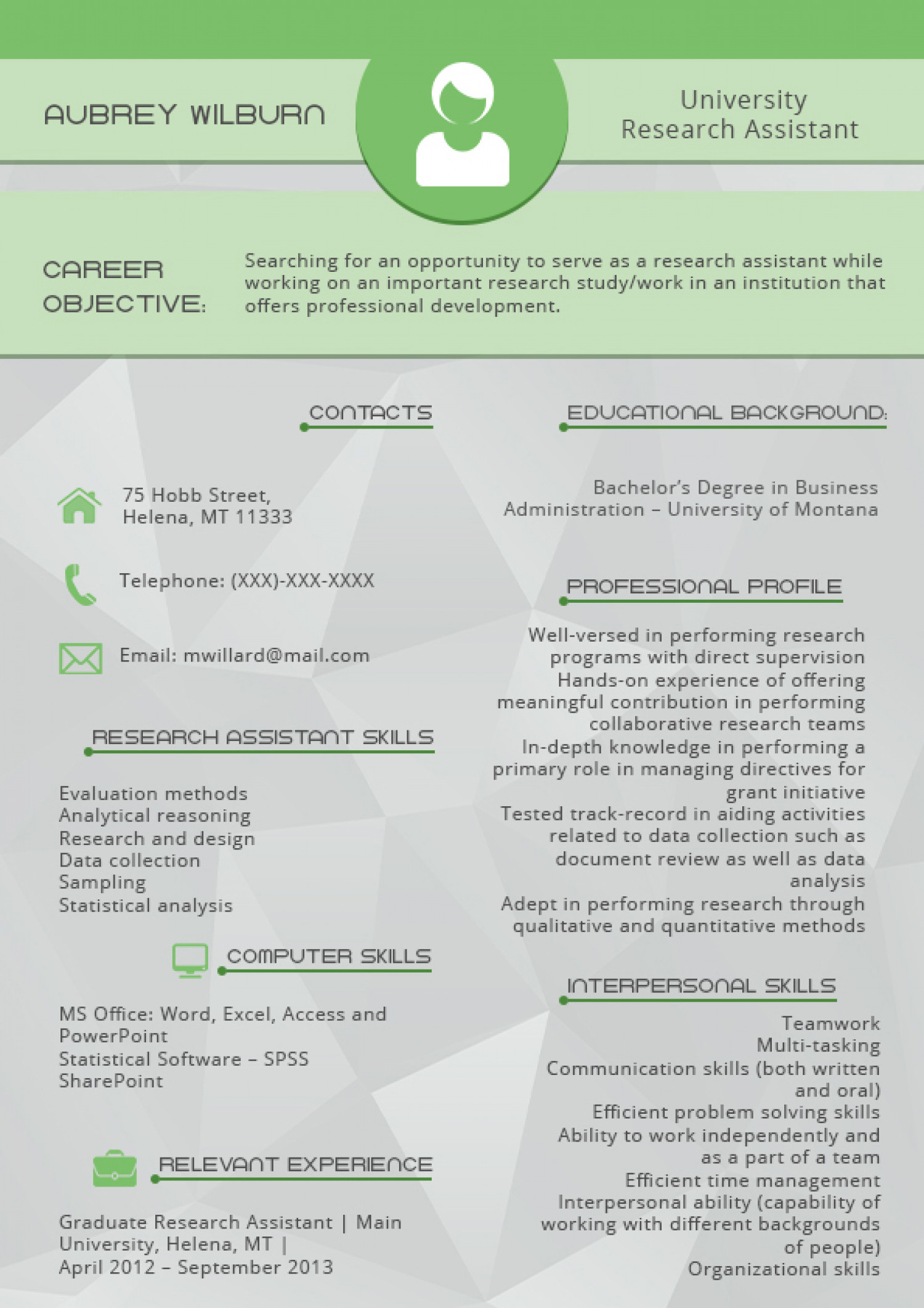 Create Professional Resume How To Make A Professional Resume 2016 Visual Ly