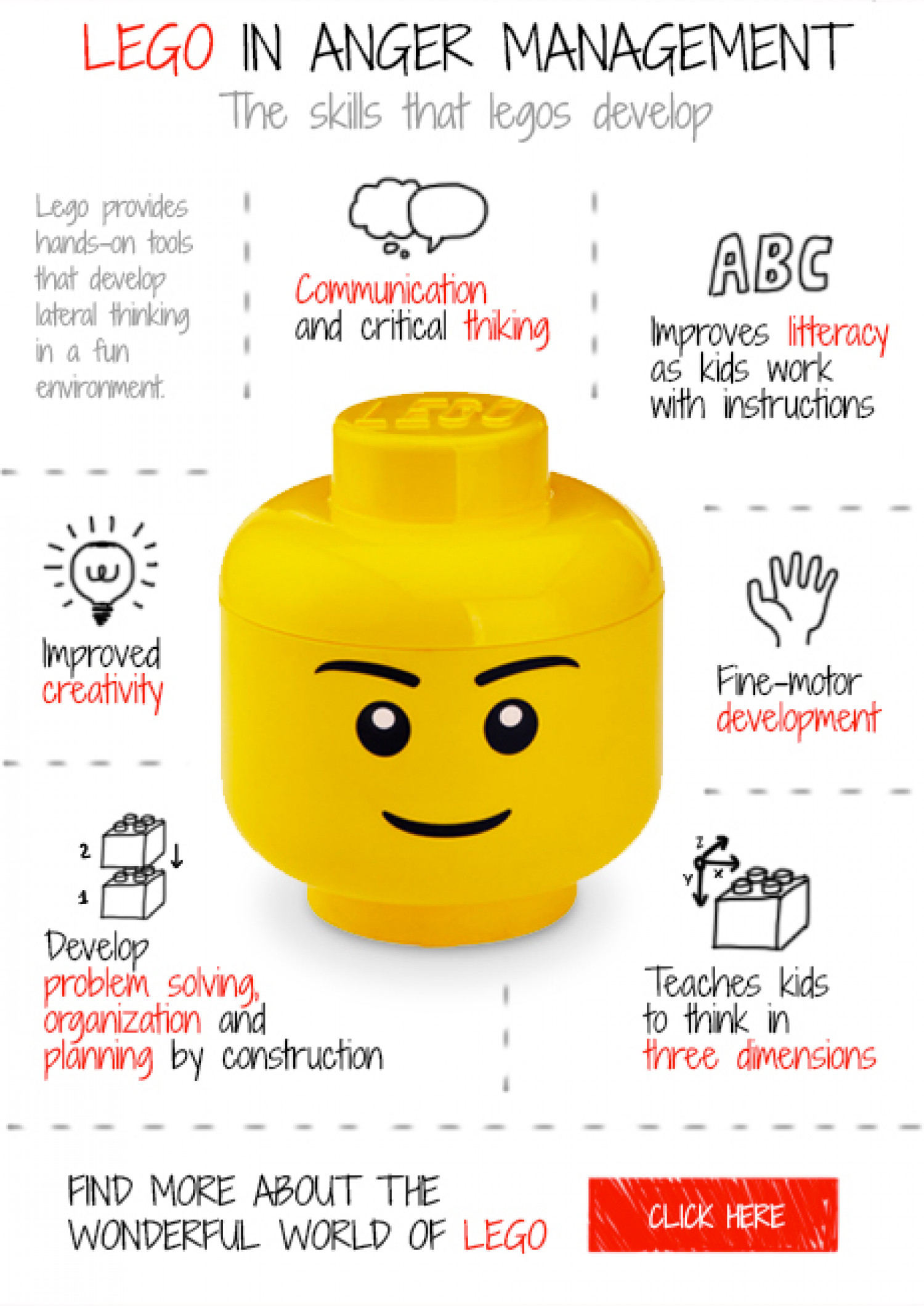 Lego In Anger Management