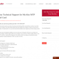 Mcafee mtp retail card redeem activate and install visual ly