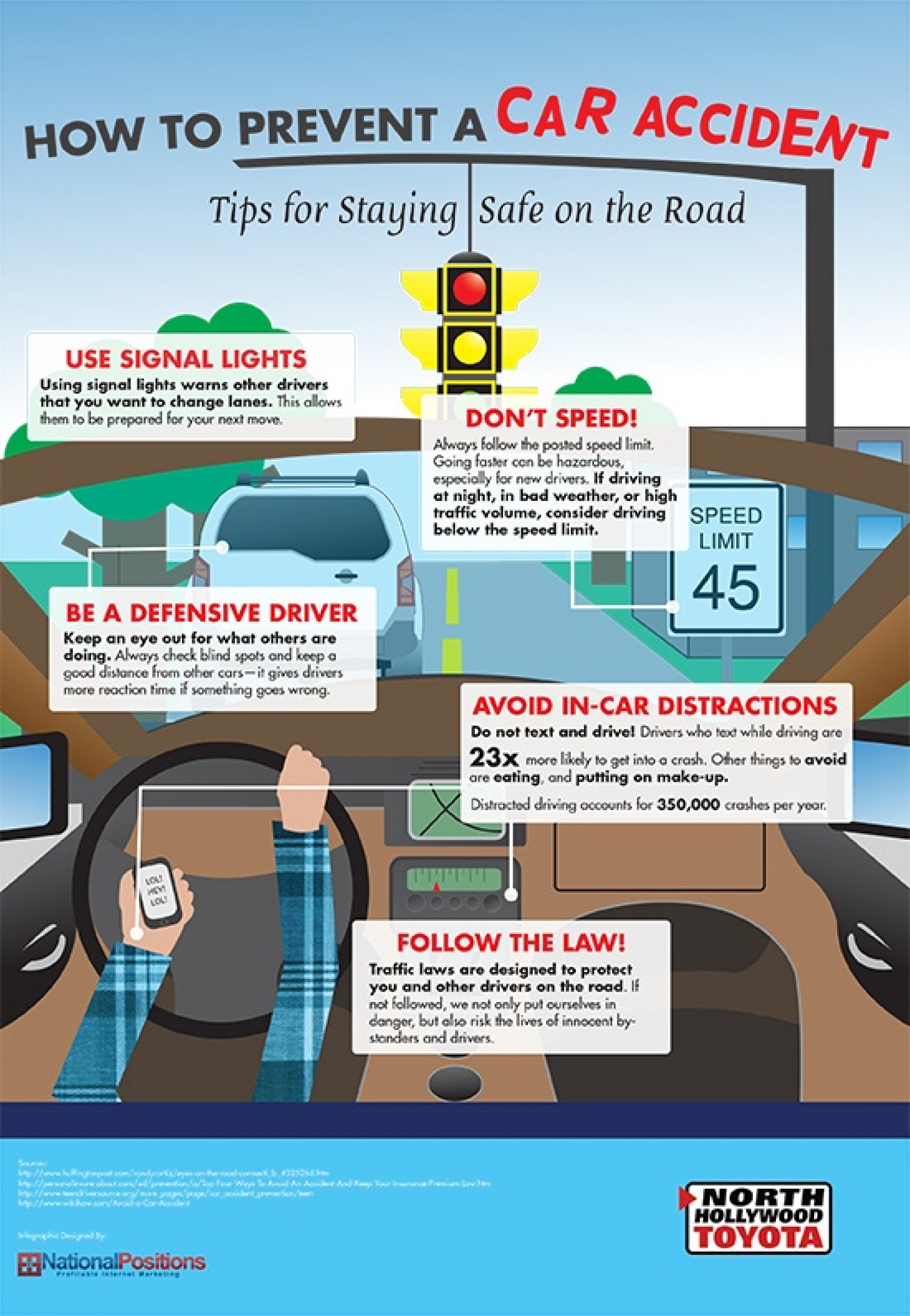Tips To Prevent A Car Accident
