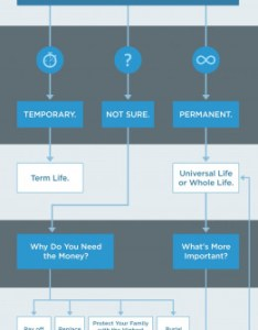 also types of life insurance flow chart visual rh