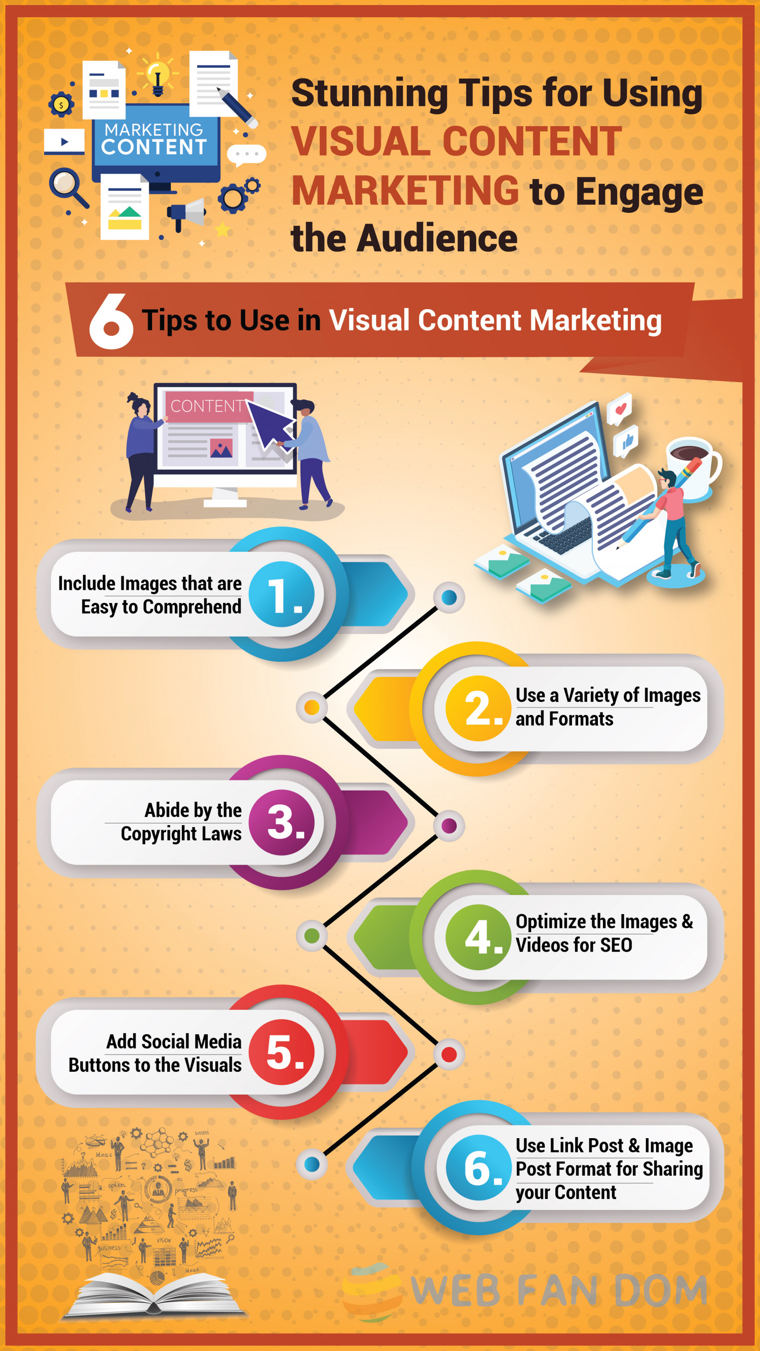 visual content marketing in 2019