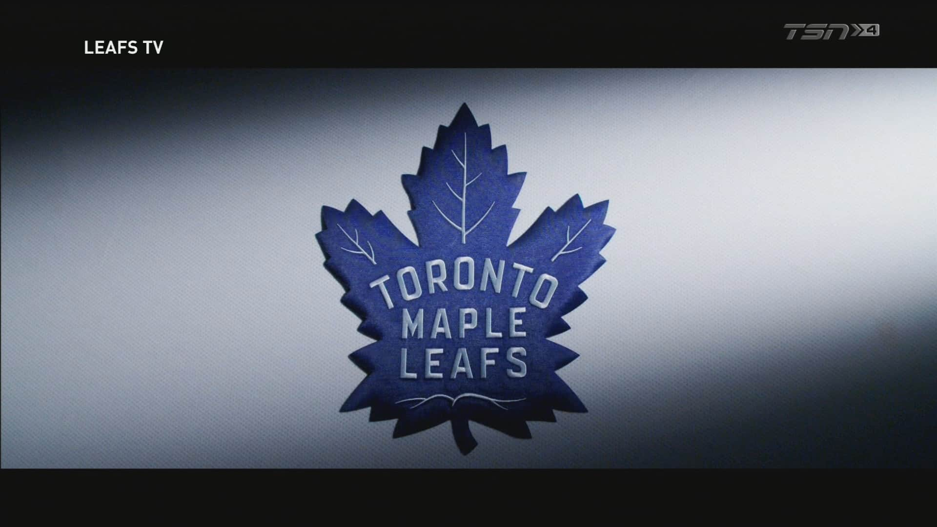 Toronto Maple Leafs Reveal New Team Logo  CBC Player