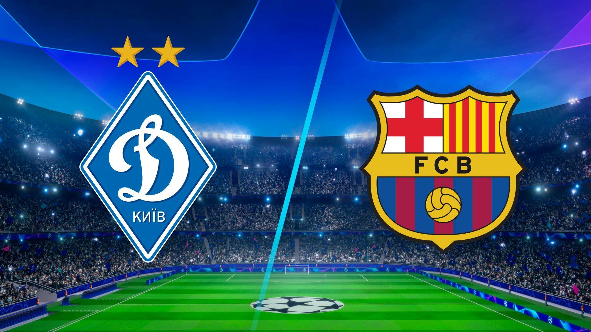 watch uefa champions league season 2021 episode 65 dynamo kyiv vs barcelona full show on paramount plus