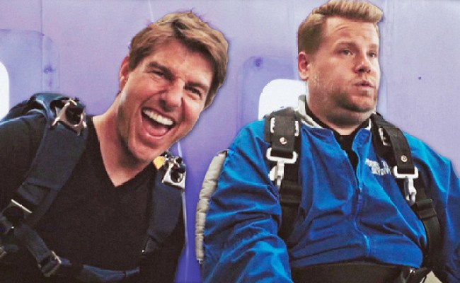 Watch The Late Late Show With James Corden Tom Cruise