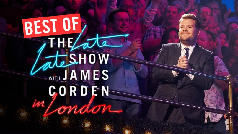 Watch Carpool Karaoke Clips And The Late Show With James Corden Full Episodes On Cbs All Access