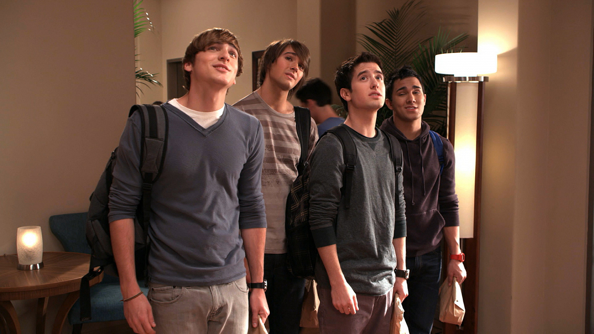 Watch Big Time Rush Season 1 Episode 2: Big Time School of Rocque - Full show on CBS All Access