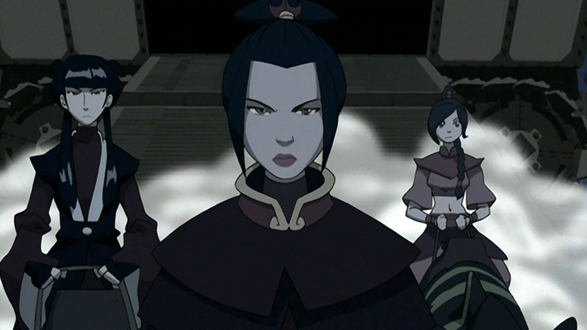 Watch Avatar: The Last Airbender Season 2 Episode 8: The Chase - Full show on CBS All Access