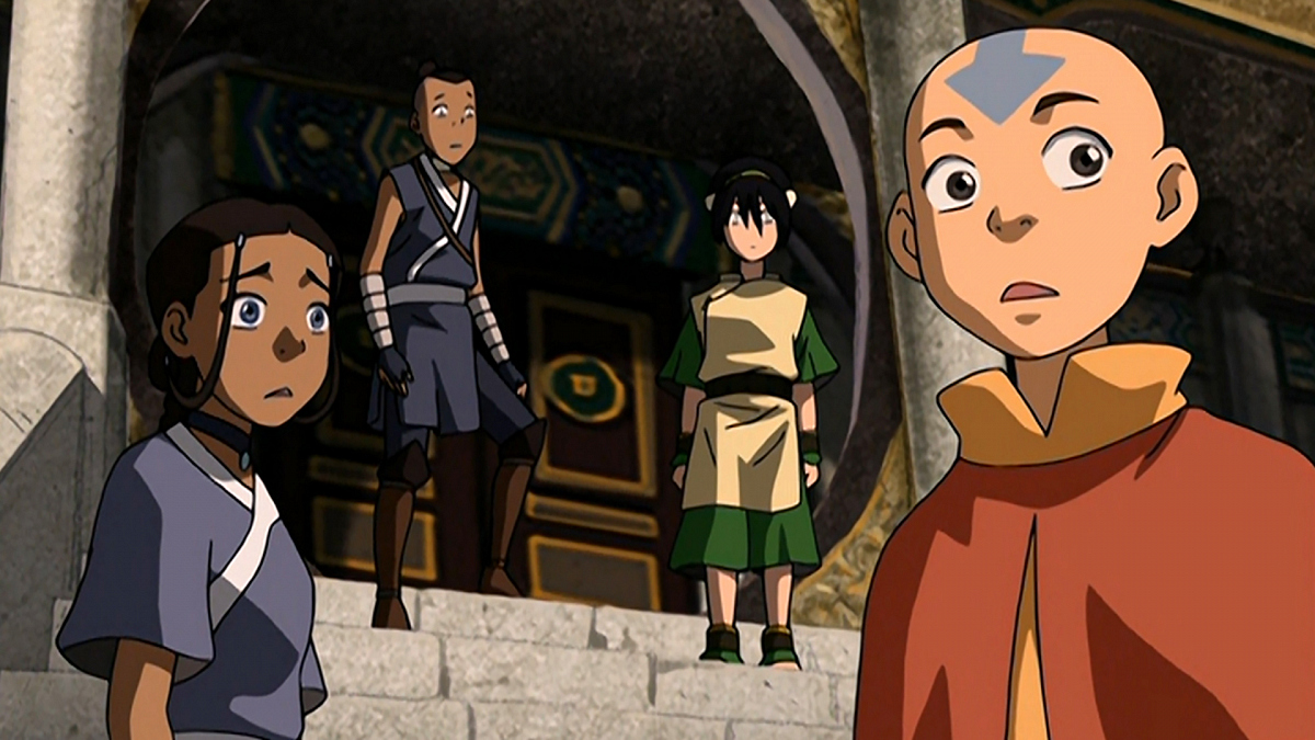 Watch Avatar: The Last Airbender Season 2 Episode 13: City of Walls and Secrets - Full show on CBS All Access