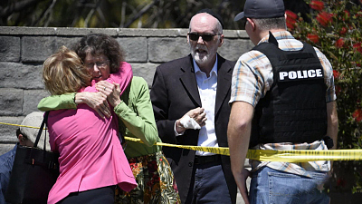 Sunday Morning - Suspect identified in California synagogue shooting