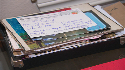 Sunday Morning - Tell me a secret: How PostSecret shares anonymous messages with the world