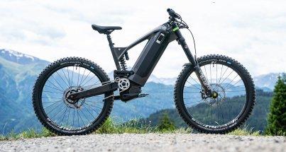 Fahrfertige E-Bike Konzepte von Mubea