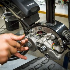 Bosch E Bike Wiring Diagram Trailer 7 Pin Round Workshop How To Install Lights On A  Emtb