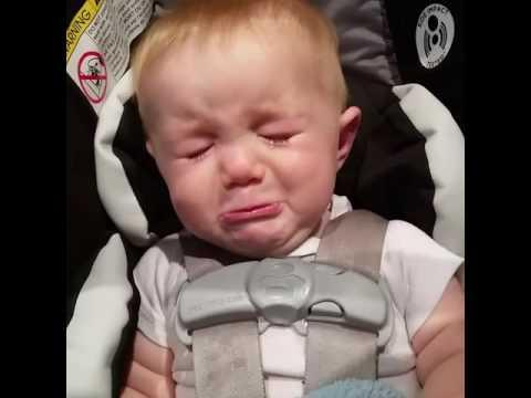 baby cries when mother