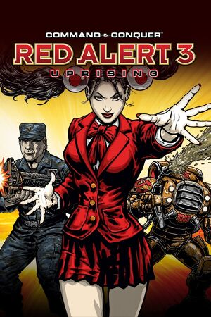 Download Red Alert 3 Uprising : download, alert, uprising, Command, Conquer:, Alert, Uprising, PCGamingWiki, Bugs,, Fixes,, Crashes,, Mods,, Guides, Improvements, Every