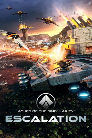 Ashes Of The Singularity : ashes, singularity, Ashes, Singularity:, Escalation, PCGamingWiki, Bugs,, Fixes,, Crashes,, Mods,, Guides, Improvements, Every