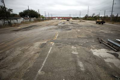 Gov. Greg Abbott said the campsite will be on five acres of state-owned land near Montopolis Drive and State Highway 183.